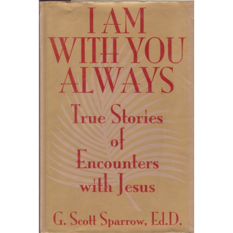 I Am with You Always: True Stories of Encounters With Jesus б/у.