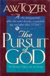 The Pursuit of God б/у.
