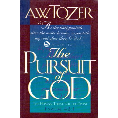 The Pursuit of God б/у.